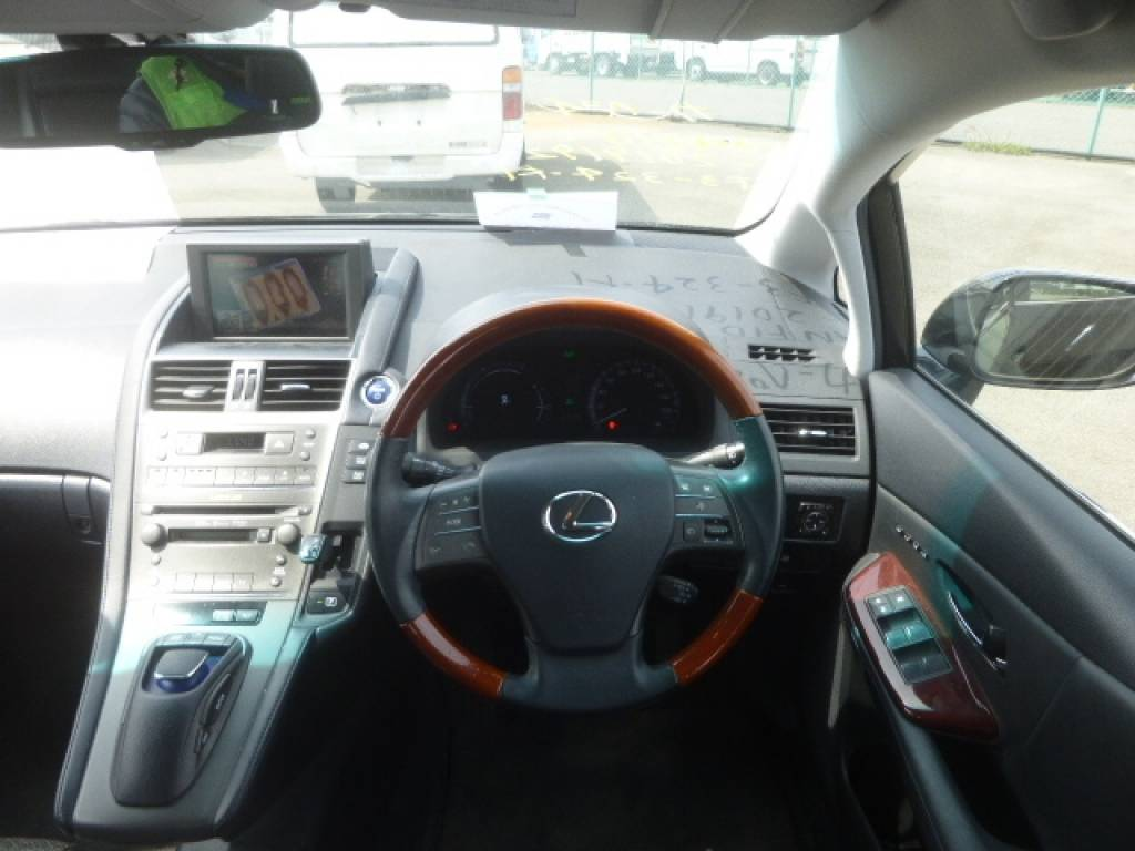 Used 2009 AT Lexus HS ANF10 Image[15]