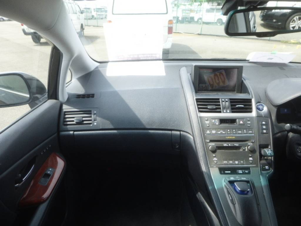 Used 2009 AT Lexus HS ANF10 Image[16]