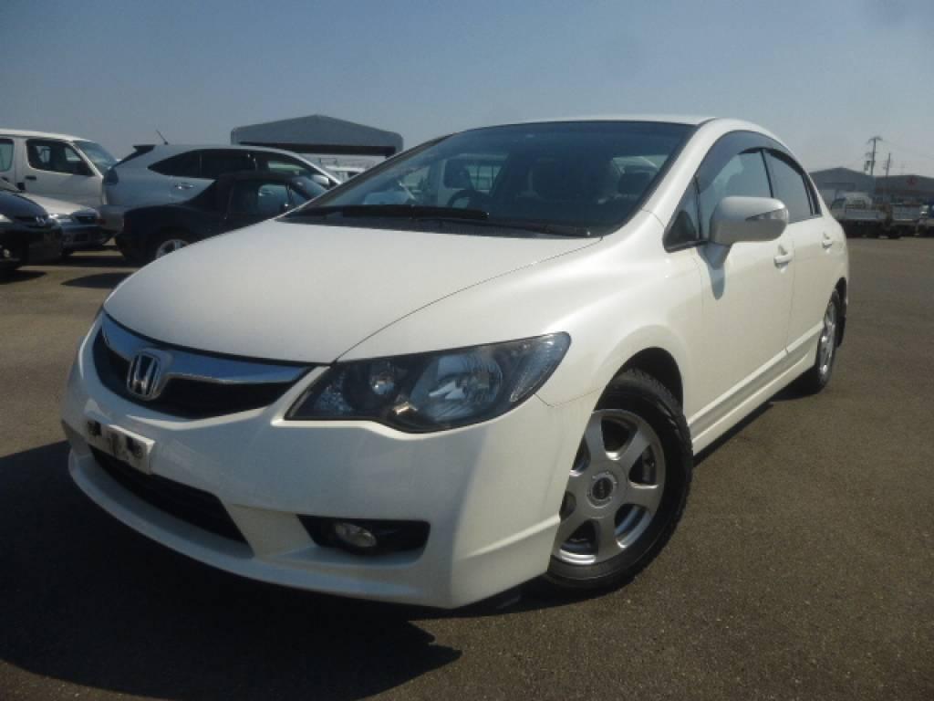 Used 2009 AT Honda Civic Hybrid FD3