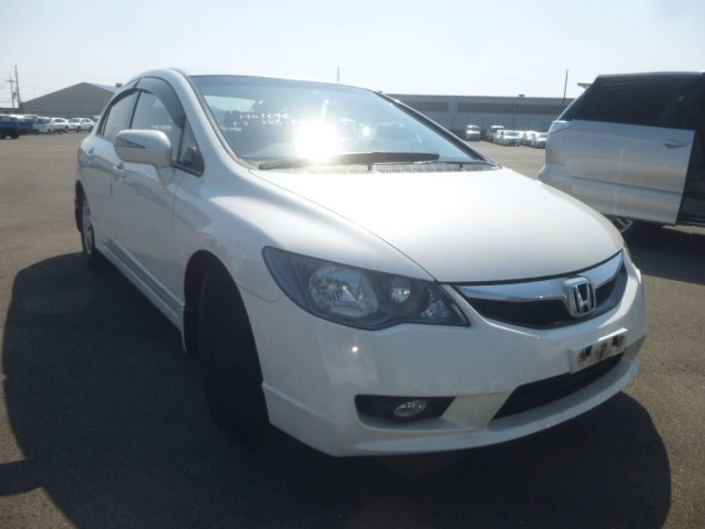 Used 2009 AT Honda Civic Hybrid FD3 Image[1]