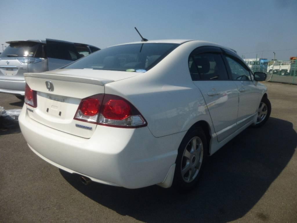 Used 2009 AT Honda Civic Hybrid FD3 Image[2]