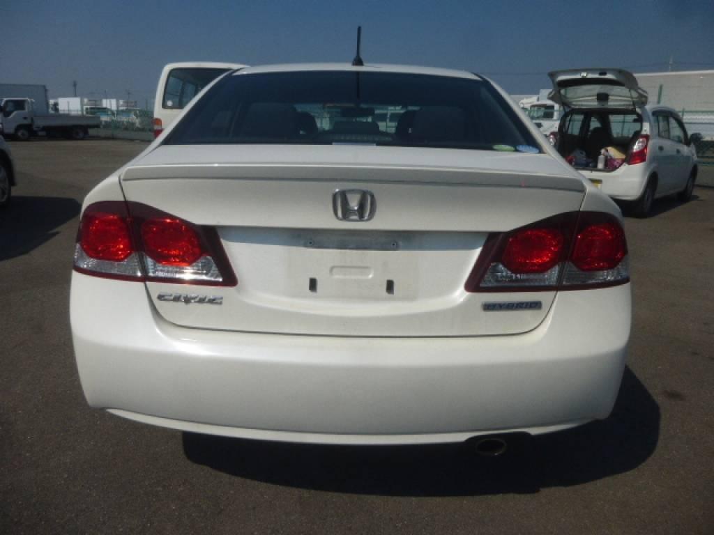Used 2009 AT Honda Civic Hybrid FD3 Image[4]