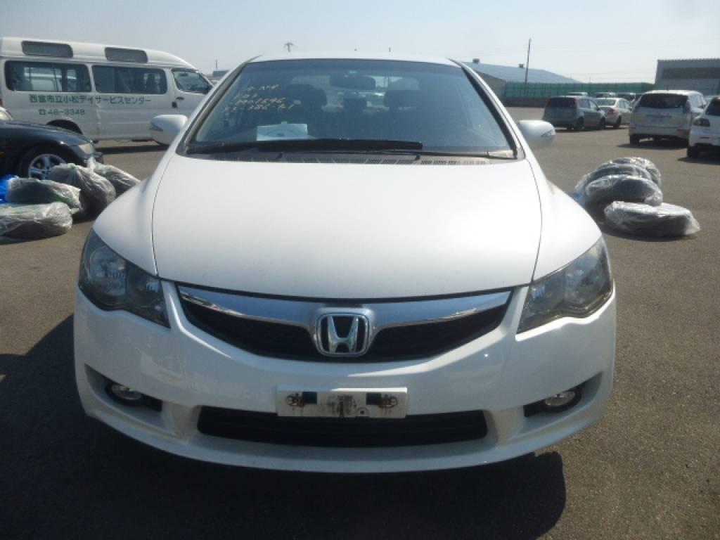 Used 2009 AT Honda Civic Hybrid FD3 Image[5]