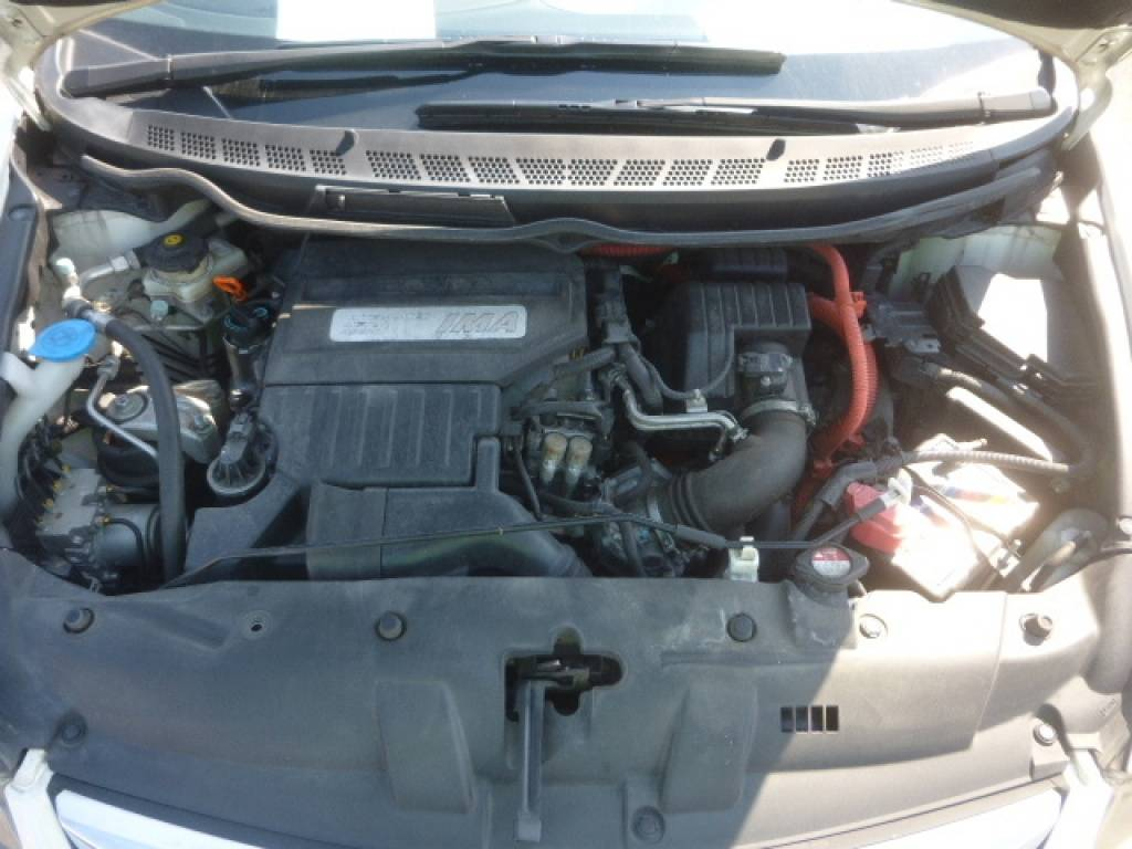Used 2009 AT Honda Civic Hybrid FD3 Image[21]