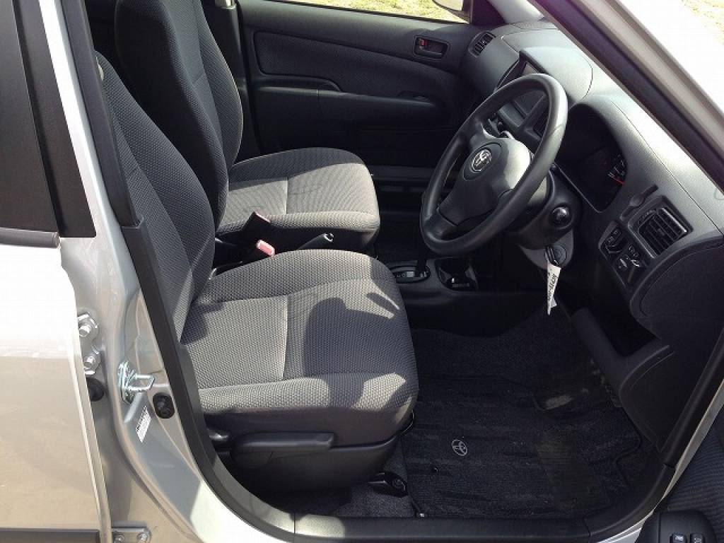 Used 2012 AT Toyota Succeed Wagon NCP58G Image[11]