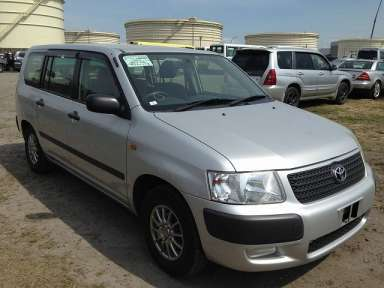 2012 AT Toyota Succeed Wagon NCP58G