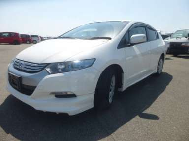 2010 AT Honda Insight ZE2