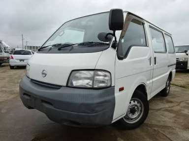 2008 MT Nissan Vanette Van SK82VN