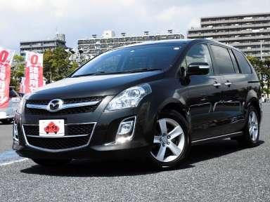 2008 AT Mazda MPV DBA-LY3P