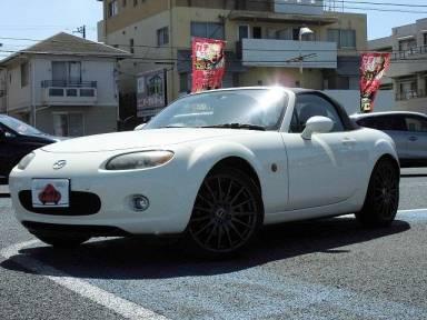 2007 AT Mazda Roadster CBA-NCEC