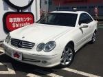2003 AT Mercedes Benz CLK-Class GH-209361