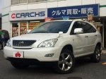 2012 AT Toyota Harrier CBA-ACU30W