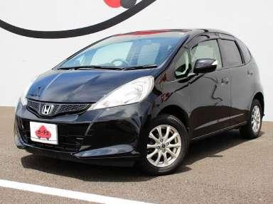2011 AT Honda Fit DBA-GE6