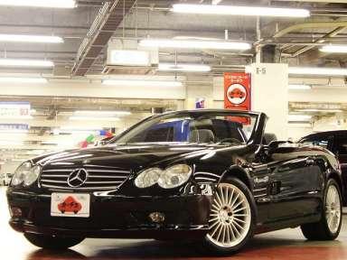 2006 AT Mercedes Benz SL-Class CBA-230467
