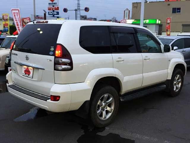 Omix36343 2008 Toyota Prado Specs, Photos, Modification Info at ...