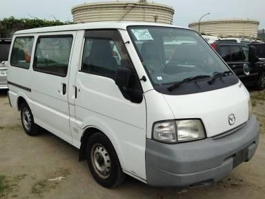 1999 MT Mazda Bongo Van SK82V