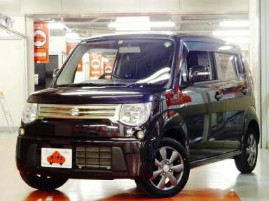 2013 CVT Suzuki MR Wagon DBA-MF33S