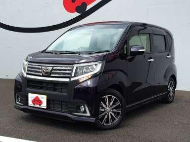 2015 AT Daihatsu Move DBA-LA150S