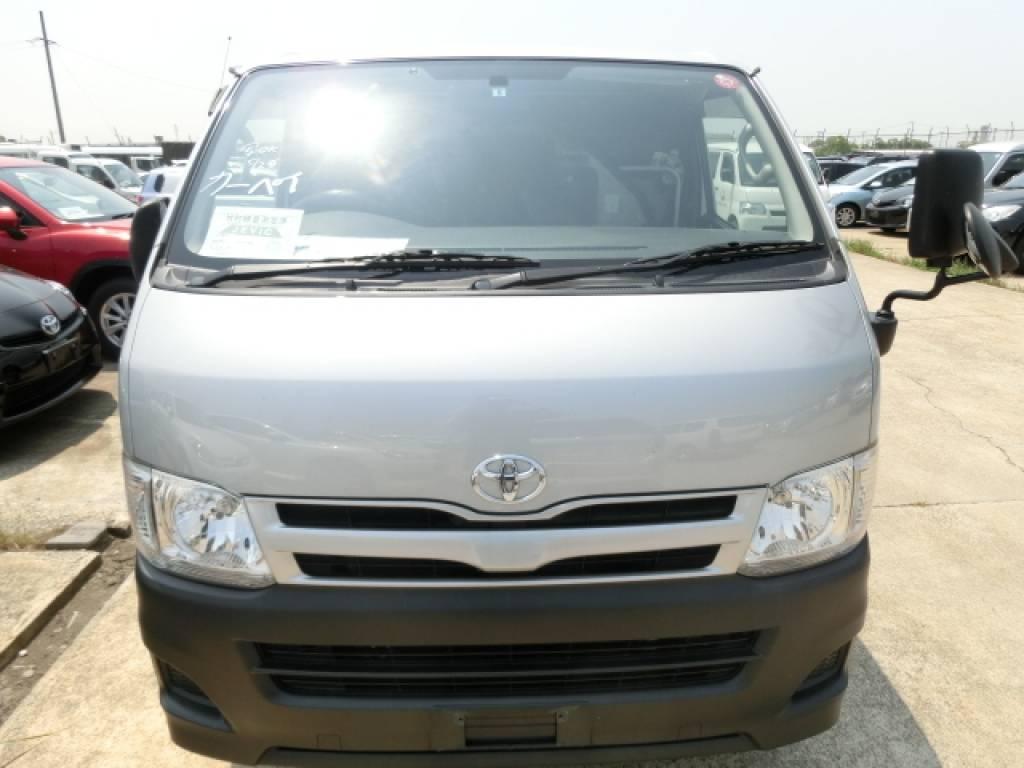 Used 2011 AT Toyota Hiace Van KDH201V Image[5]