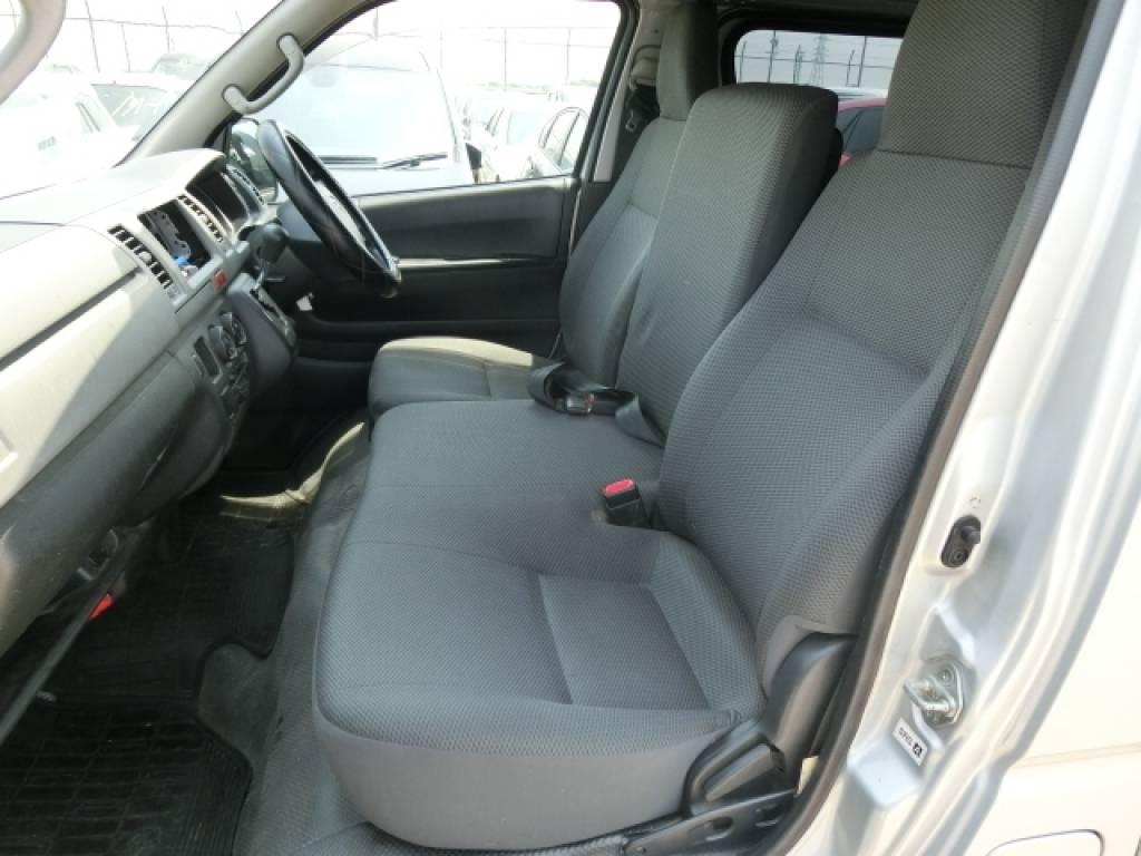 Used 2011 AT Toyota Hiace Van KDH201V Image[7]