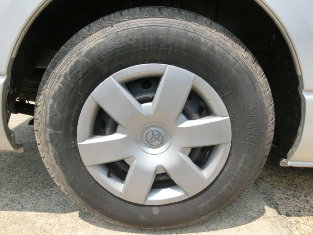 Used 2011 AT Toyota Hiace Van KDH201V Image[19]