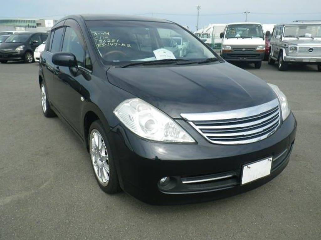 Used 2007 AT Nissan Tiida C11