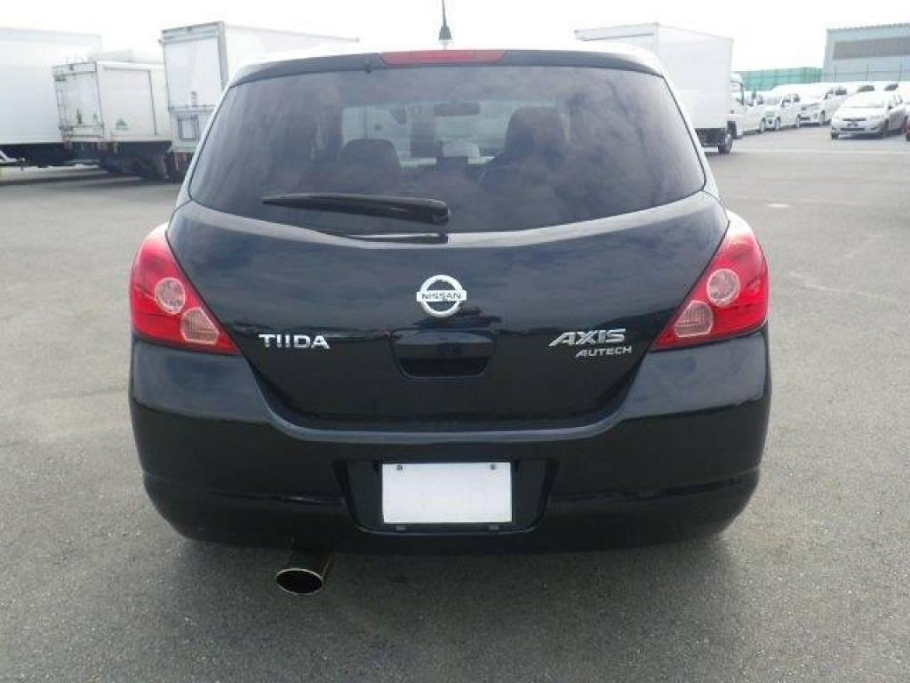 Used 2007 AT Nissan Tiida C11 Image[5]