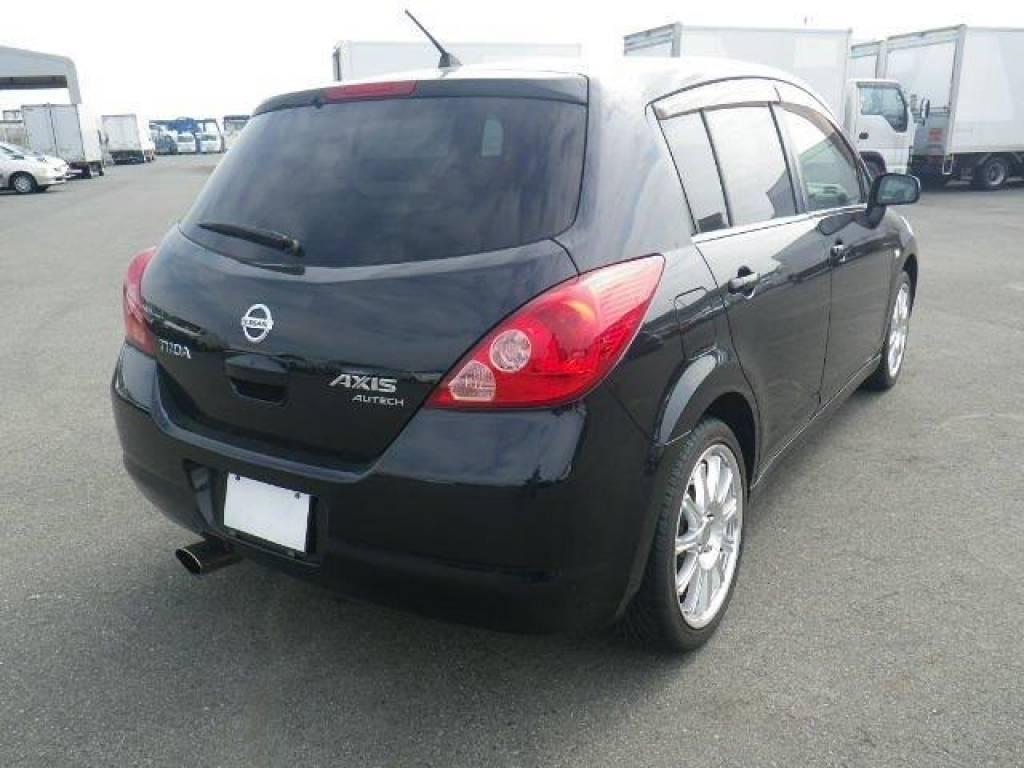 Used 2007 AT Nissan Tiida C11 Image[6]