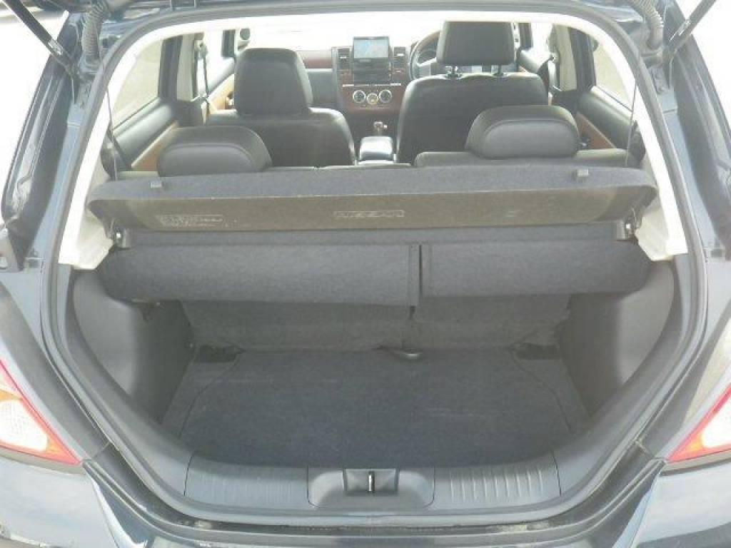 Used 2007 AT Nissan Tiida C11 Image[8]