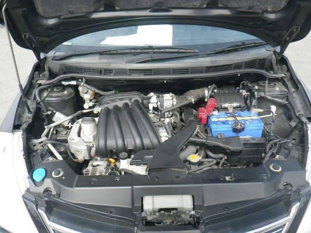 Used 2007 AT Nissan Tiida C11 Image[9]