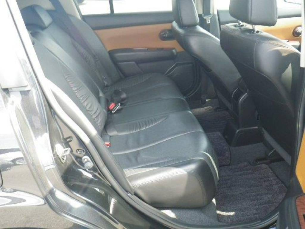 Used 2007 AT Nissan Tiida C11 Image[10]