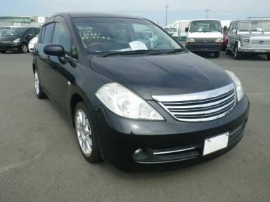 2007 AT Nissan Tiida C11