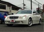 2002 AT Mercedes Benz E-Class GH-211065C