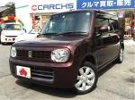 2011 AT Suzuki ALTO Lapin DBA-HE22S