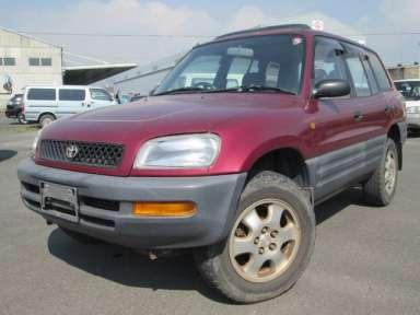 1996 AT Toyota RAV4 SXA11G