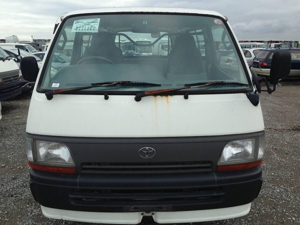 Used 1998 MT Toyota Hiace Van RZH112V Image[1]