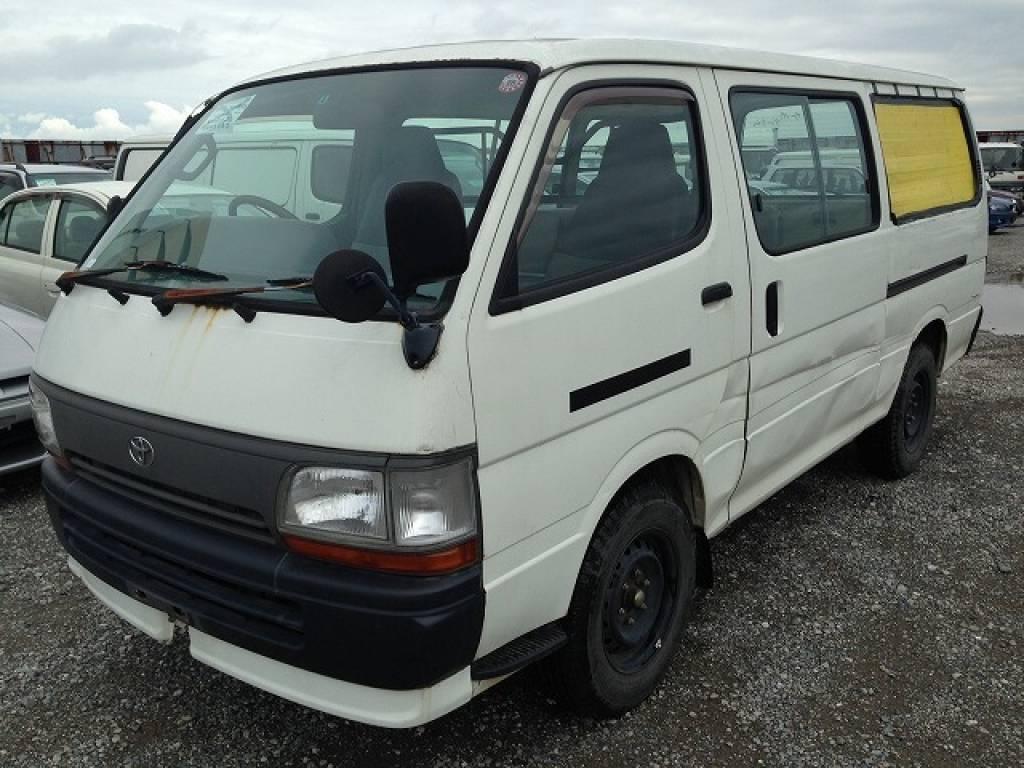 Used 1998 MT Toyota Hiace Van RZH112V Image[2]