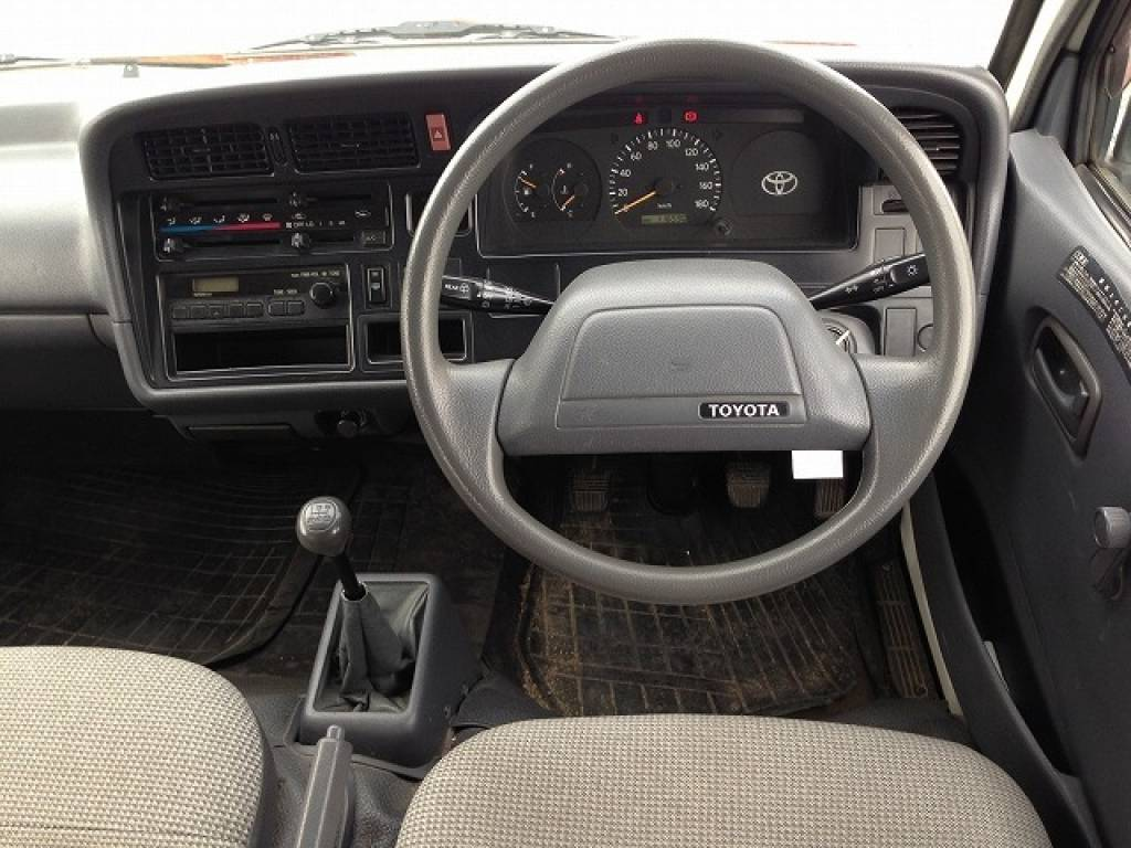 Used 1998 MT Toyota Hiace Van RZH112V Image[10]