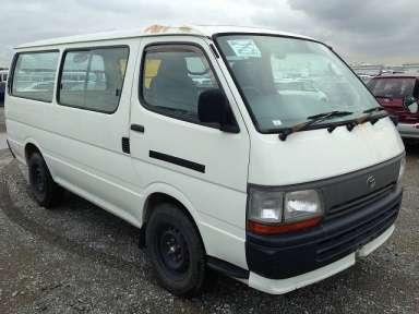 1998 AT Toyota Hiace Truck RZH112V