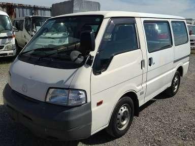2008 MT Mazda Bongo Van SK82V