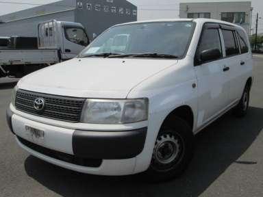 2008 MT Toyota Probox Van NCP50V