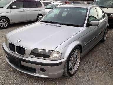 2000 AT BMW 3 Series AL19
