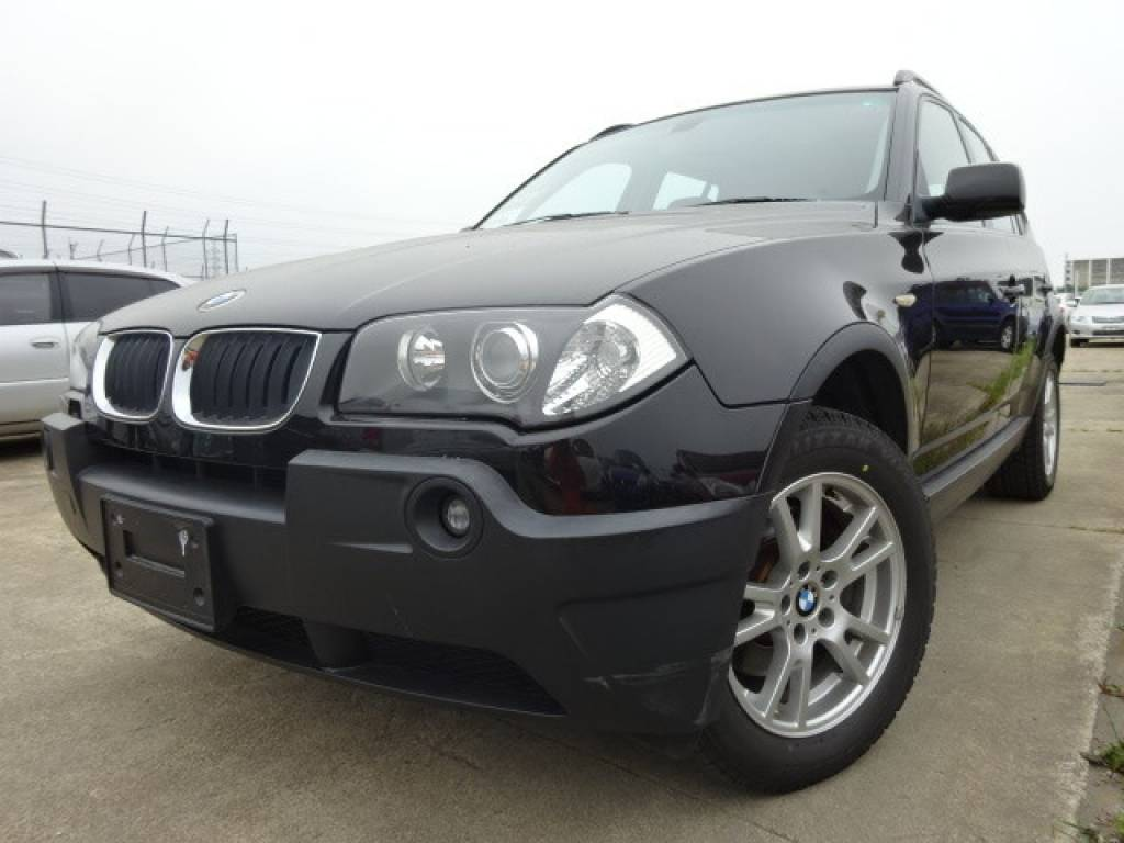 Used 2005 AT BMW X3 PA25