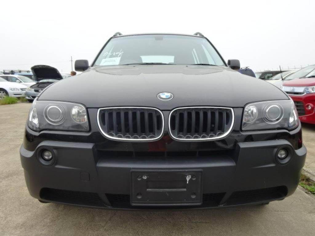 Used 2005 AT BMW X3 PA25 Image[2]
