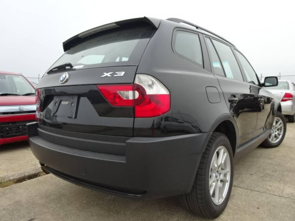 Used 2005 AT BMW X3 PA25 Image[4]