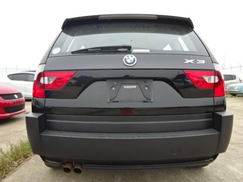 Used 2005 AT BMW X3 PA25 Image[5]