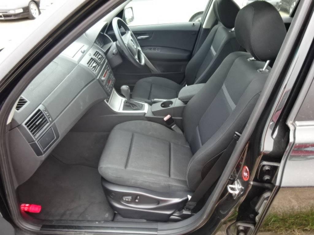 Used 2005 AT BMW X3 PA25 Image[6]