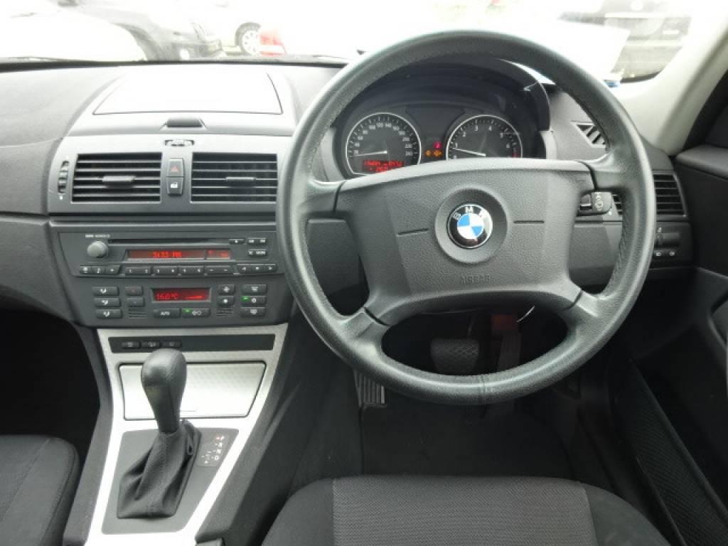 Used 2005 AT BMW X3 PA25 Image[21]