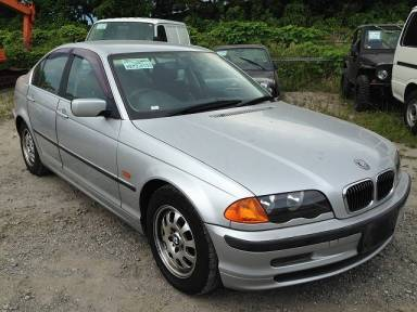 2000 AT BMW 3 Series AM20