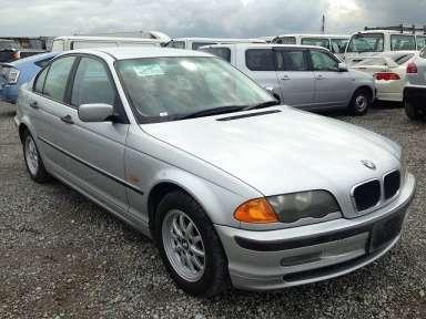 2001 AT BMW 3 Series AL19